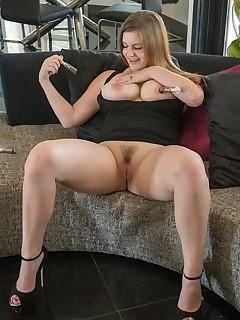 Chubby Hairy Women Pics