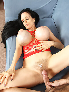 Big Cock In Hairy Pussy Pics